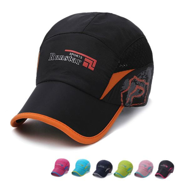 Chic Outdoor Breathable Quick Dry Sunscreen Baseball Hat