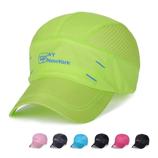 Chic Outdoor Breathable Anti UV Quick Dry Sunscreen Baseball Hat