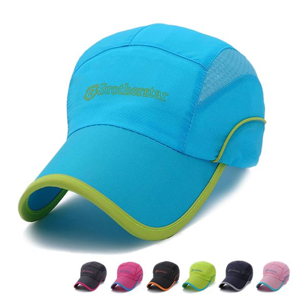 Chic Outdoor Breathable Quick Dry Anti UV Mountaineering Baseball Hat