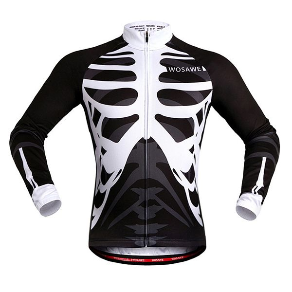 High Quality Spring Autumn Sportwear Long Sleeve Cycling Set For Unisex