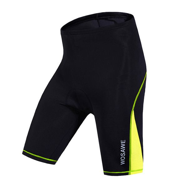 High Quality Cycling Shorts with Silicone Cushion For Women