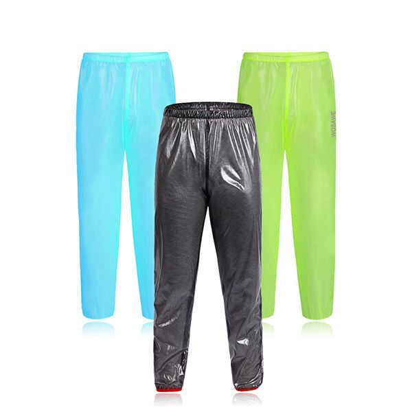 Fashional Outdoor Riding Waterproof Light Cycling Pants For Unisex