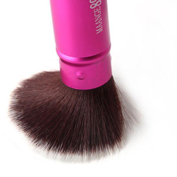 Telescopic Design Nylon Blush Brush