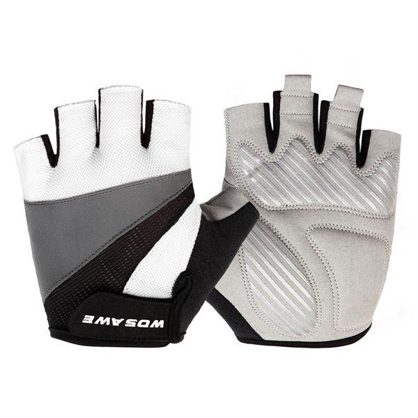 Breathable Antislip Half Finger Cycling Gloves