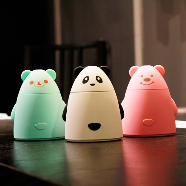 Air Purifier USB Cartoon Mini Bear Humidifier
