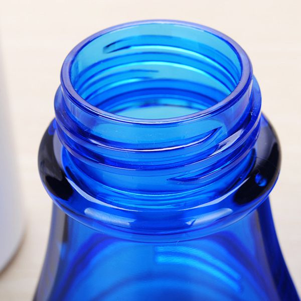 Portable 250ML Silicone Sealing Up Water Bottle