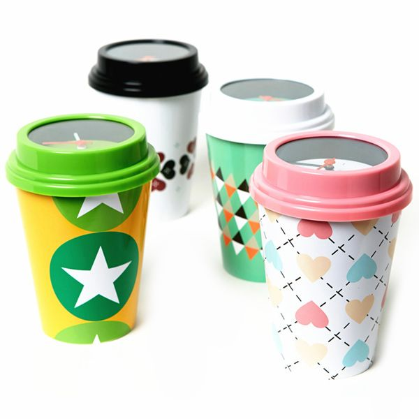 Hot Sale Environmental Mug Shape Table Alarm Clock
