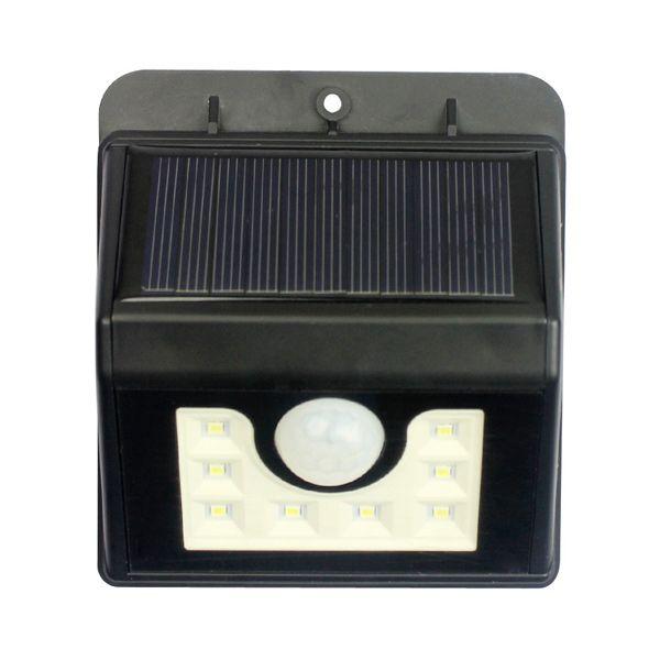 LED Solar Garden Lights Outdoor Decorative Waterproof Induction Wall Lamp