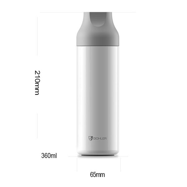 360ML Heat Preservation Lovers Gift Water Thermos Bottle