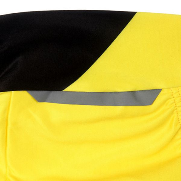 Breathable Fleece Sport Long Sleeve Cycling Jersey