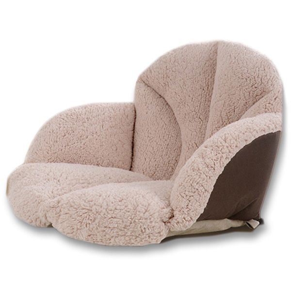 Pure Color Warmth Floor Cushion