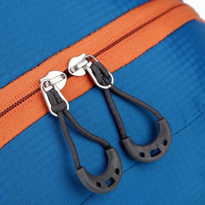 Multi Zips Nylon 45L Mountaineering Backpack