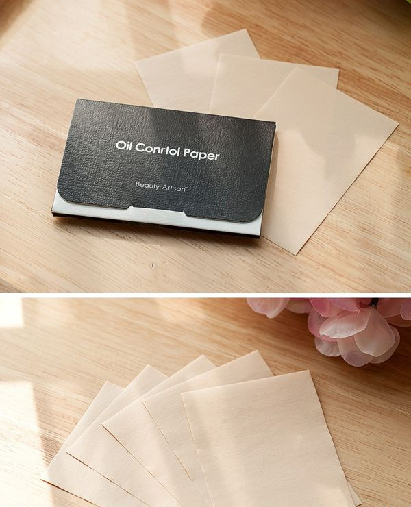 Facial Oil Control Blotting Papers