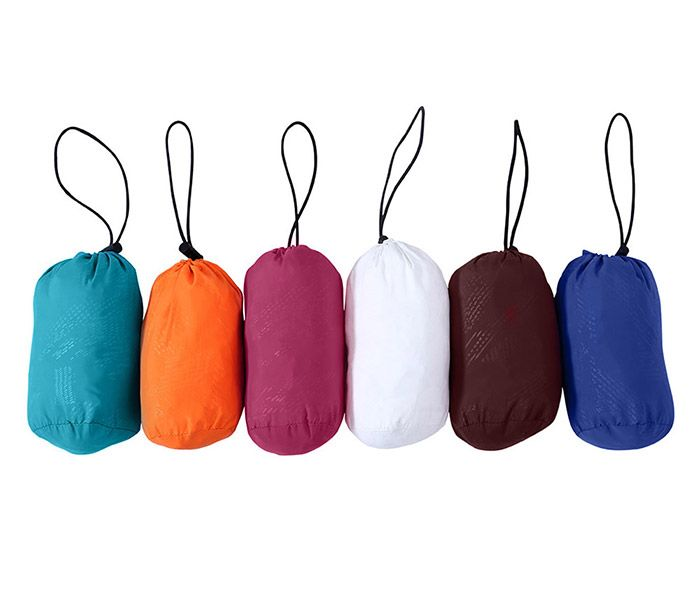 Outdoor Unisex Hooded Quick Dry Lightweight Skin Windbreaker
