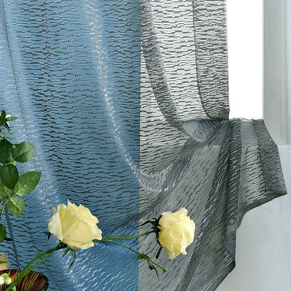 European Style Sheer Tulle Curtain For Living Room