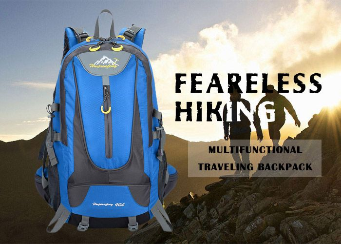 Waterproof 40L Mountaineering Backpack