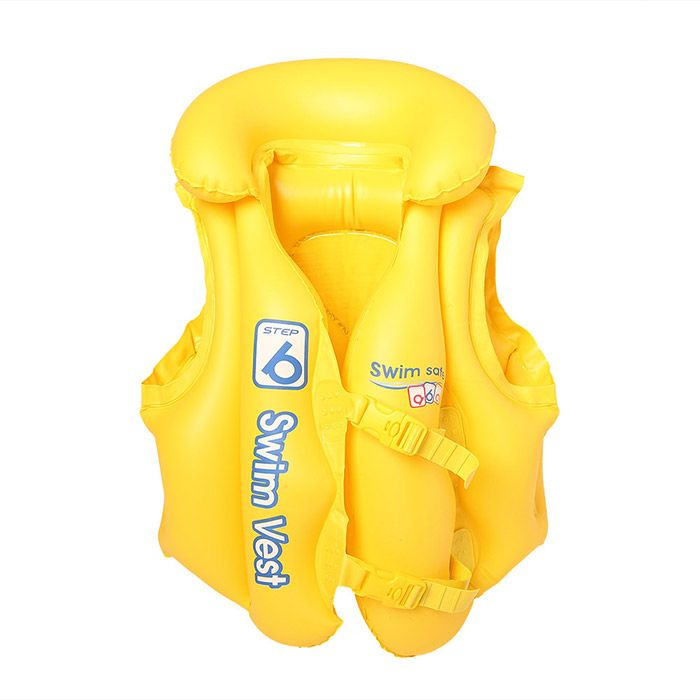 Kids Inflatable Swimming Vest