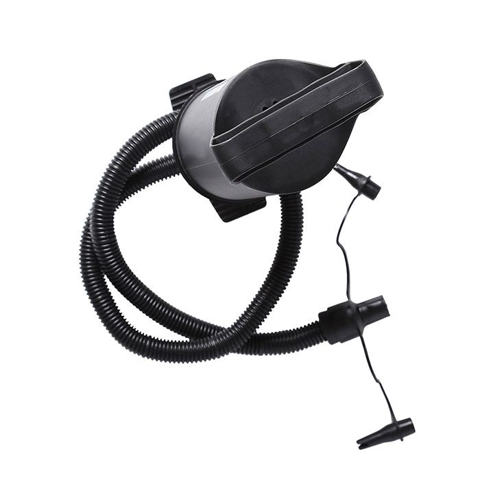 Portable Manual Air Pump With 3 Different Nozzle
