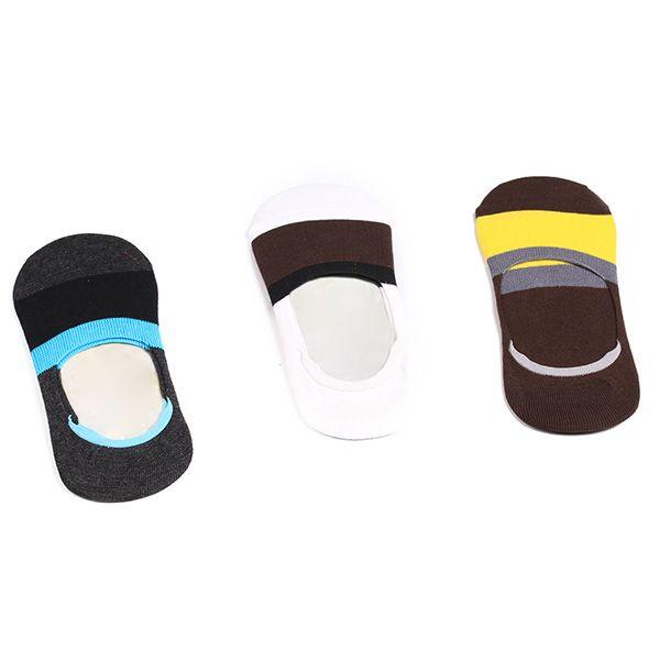 Color Block Antiskid Sperry Socks
