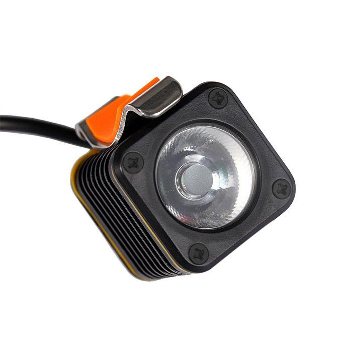 Mini Waterproof T6 LED USB Rechargeable Front Bike Light