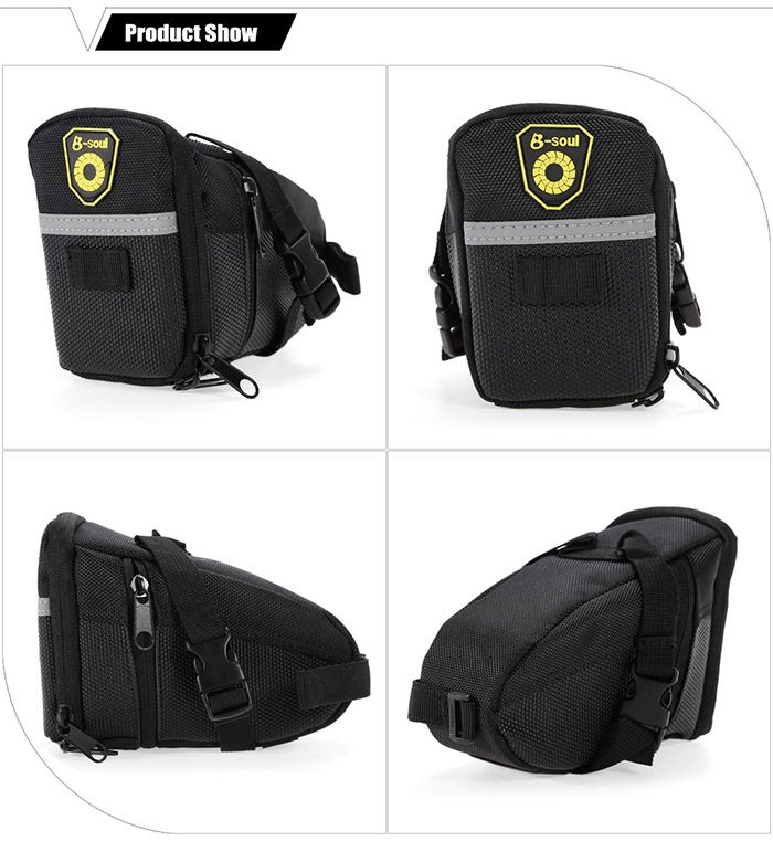 Bicycle Saddle Bag Cycling Accessories