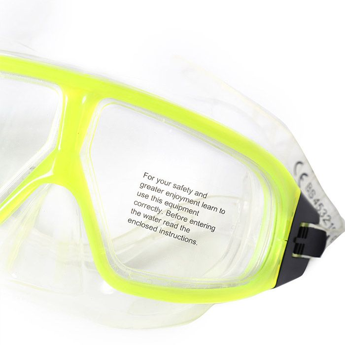 Water Sports Swimming Snorkeling Diving Mask