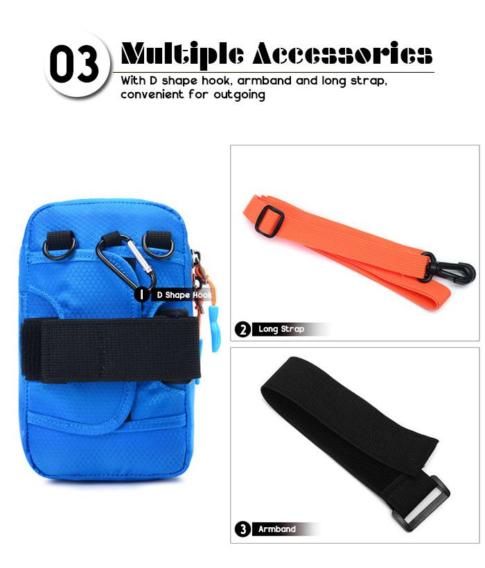 Multifunction Waterproof Arm Bag