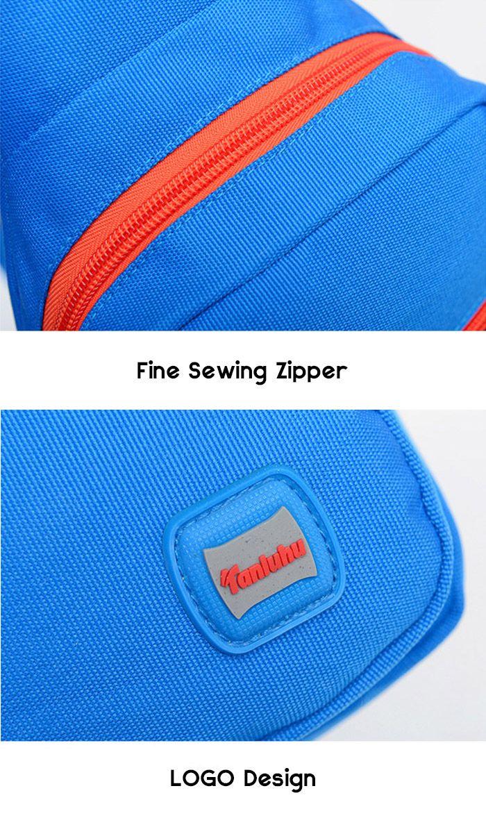 Waterproof Nylon Multi Pockets Chest Bag