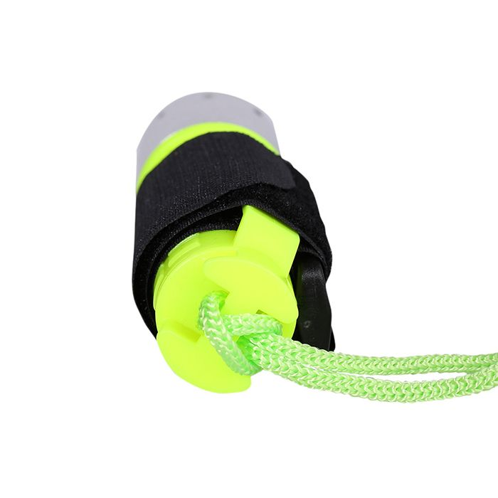 Waterproof Diving Flashlight with Wristband
