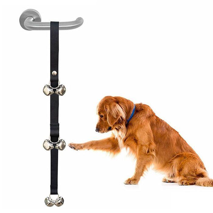 Dog House Training Door Bell Rope Pet Supplies