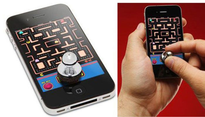 Apple Android Phone Touch Screen Sucker Physical Game Joystick