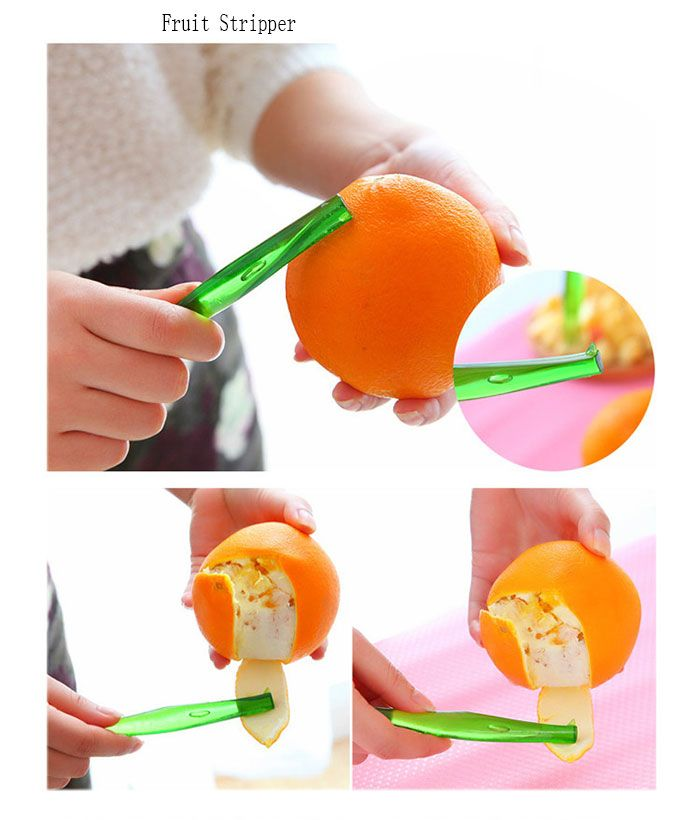Multifunctional Portable Kitchen Tools Fruit Cutter Set