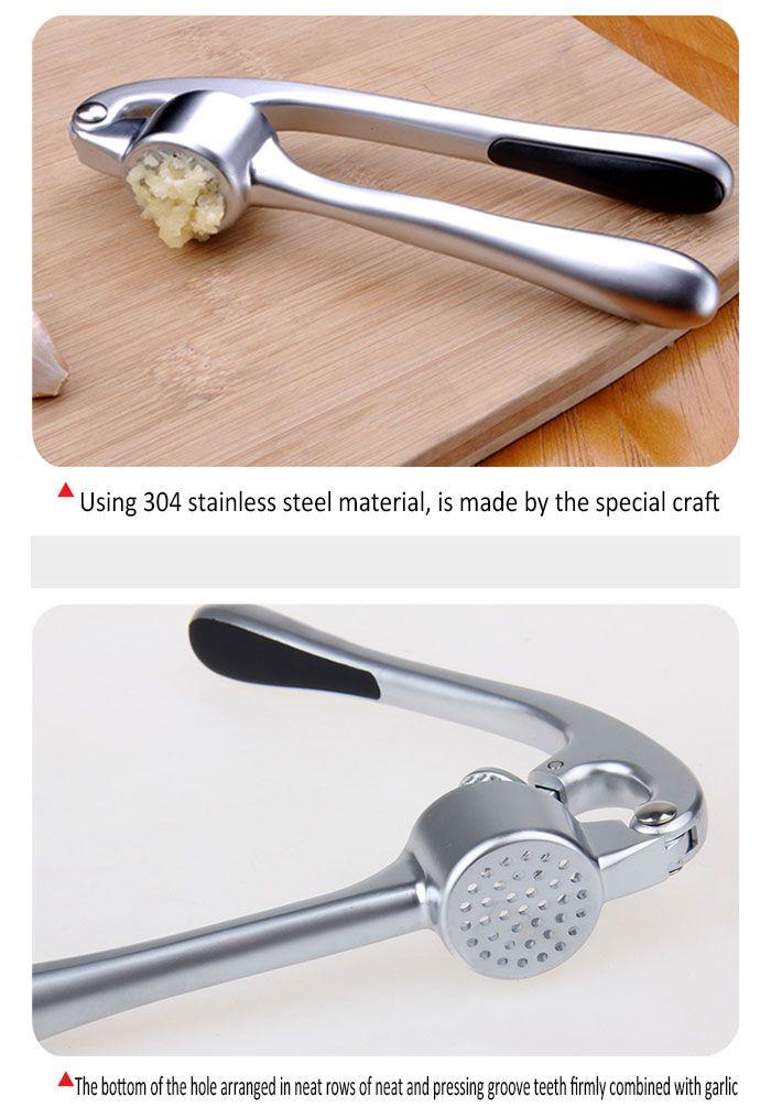 Stainless Steel Kitchenaid Cooks Garlic Presses