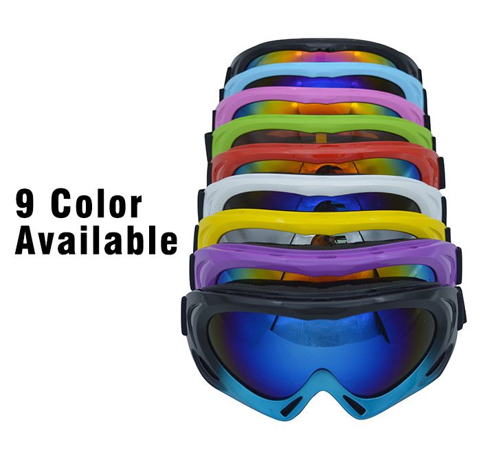 Dustproof Anti Fog Riding Goggles