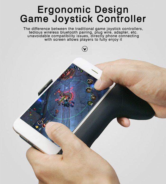 3 in 1 Multifunction Mobile Phone Radiator Power Bank Game Controller