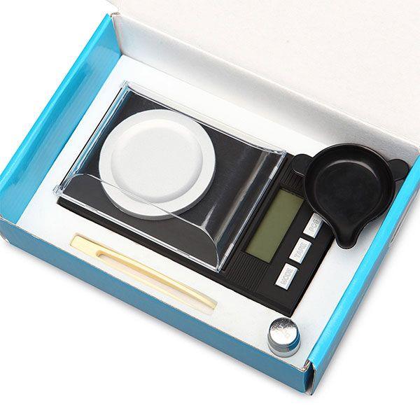 Mini Precision Pocket Jewelry Balance Electronic Scale