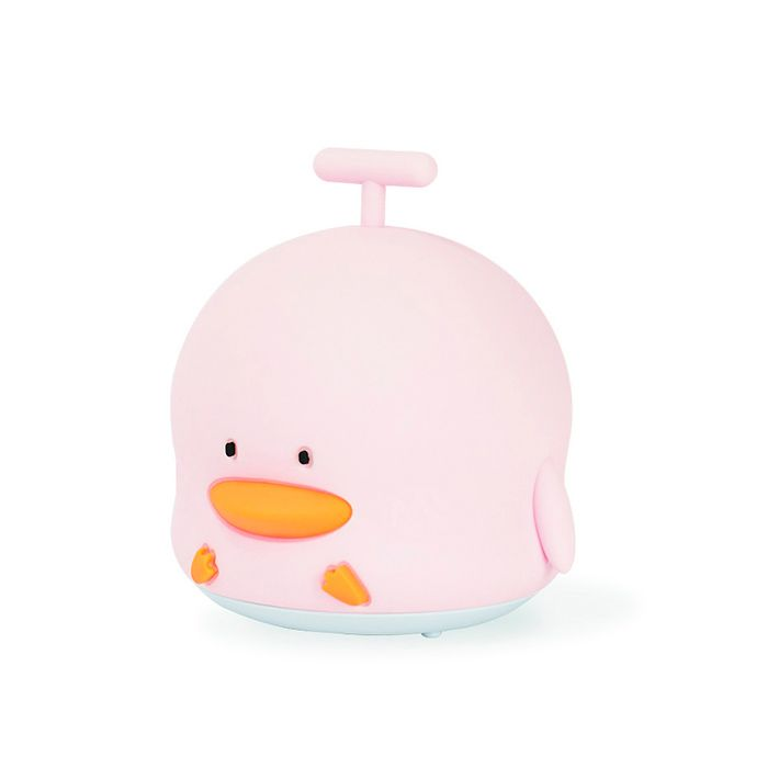 Duck Shape Rechargeable LED Touch Sensor Night Light with Sounding