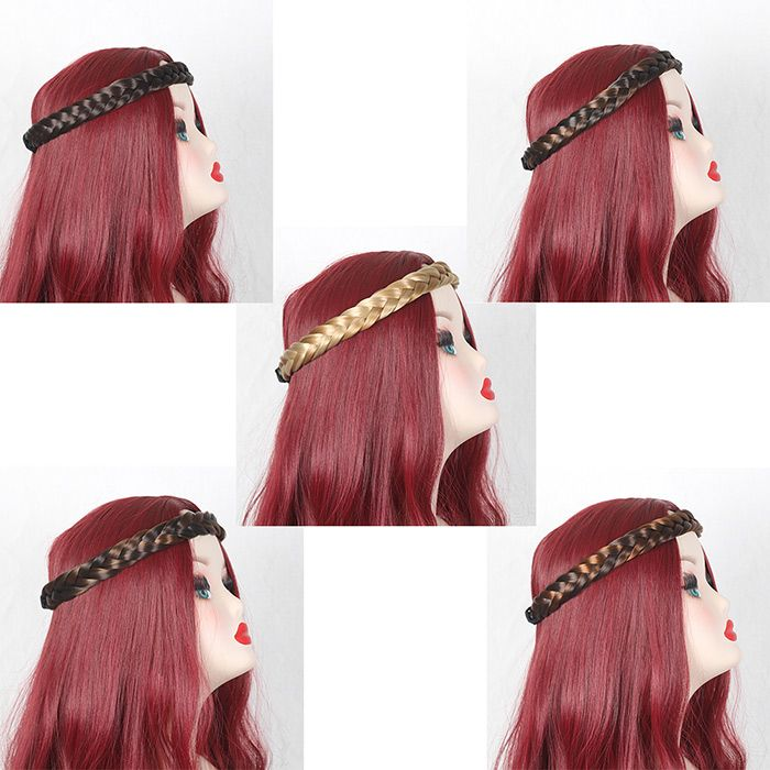 Braided Headband Hair Extension
