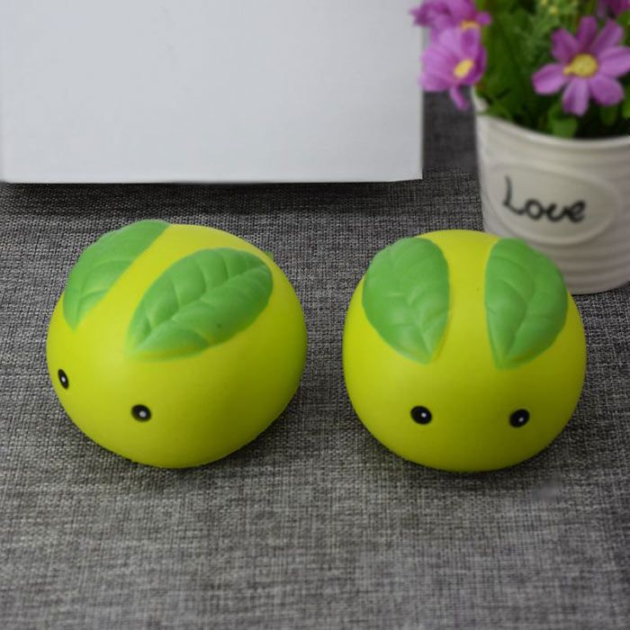 Simulation Steamed Bun Stress Relief Squishy Toy