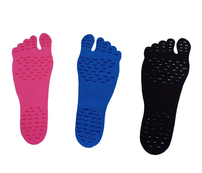 Feet Sticker For Summer Beach Stick On Soles Flexible Feet Protection