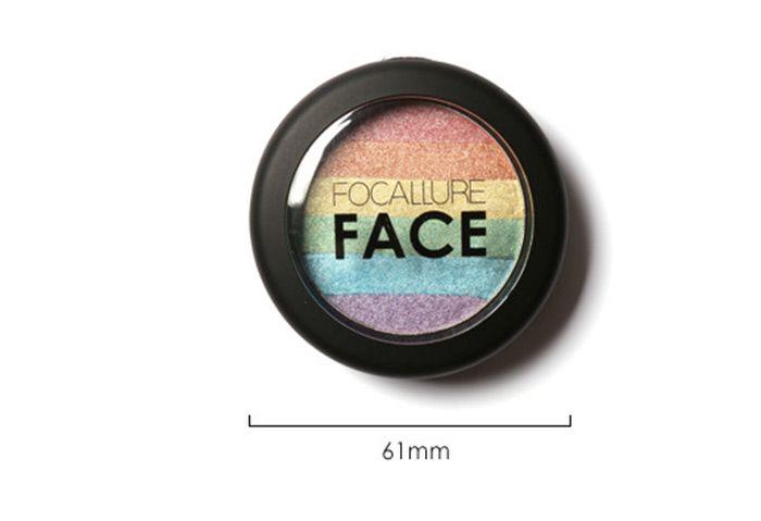Cosmetics Makeup Rainbow Highlighter