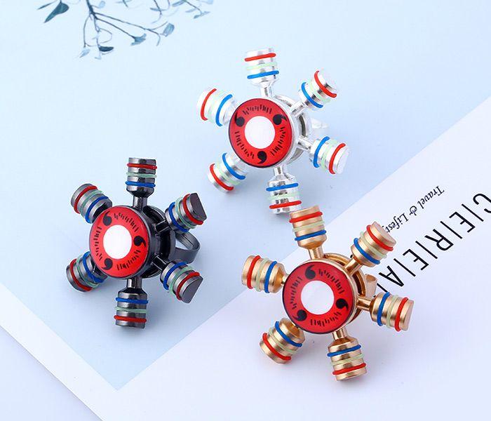 Fidget Spinner Adjustable Ring
