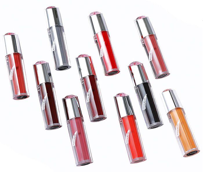 Heart Design Waterproof Moisturizing Lip Gloss