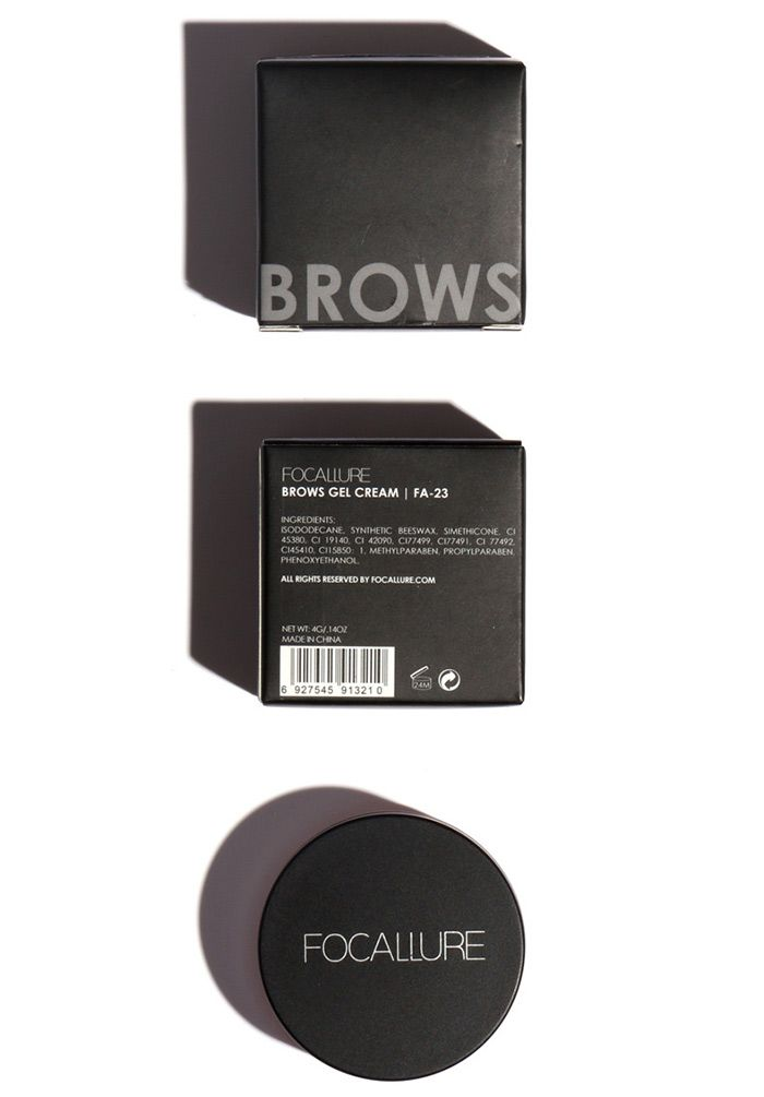 Long Lasting Waterproof Anti Sweat Eyebrow Mascara