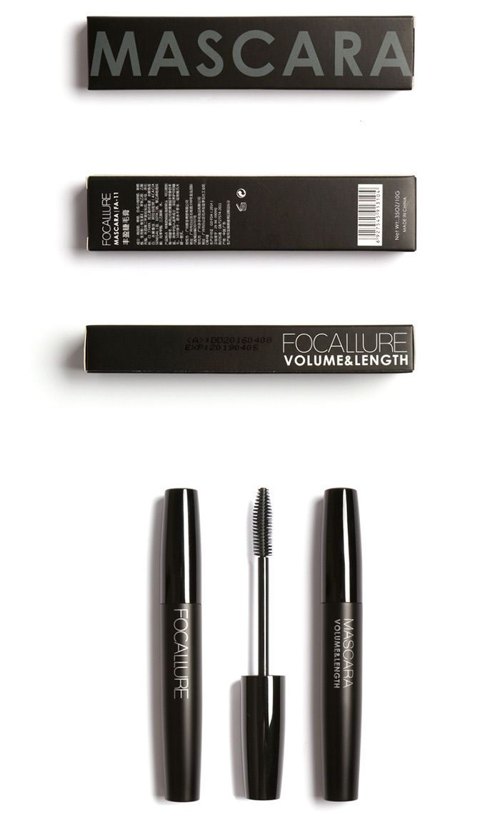 Not Dizzy Long Lasting Waterproof Mascara