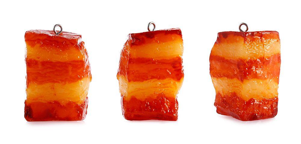 1 Pcs Funny Decorative Simulation Food Braised Pork