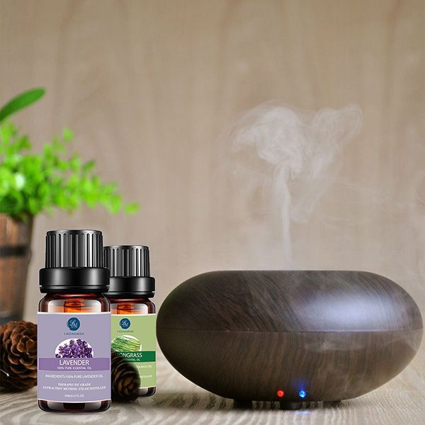 8Pcs Premium Therapeutic Natural Aromatherapy Essential Oil Set