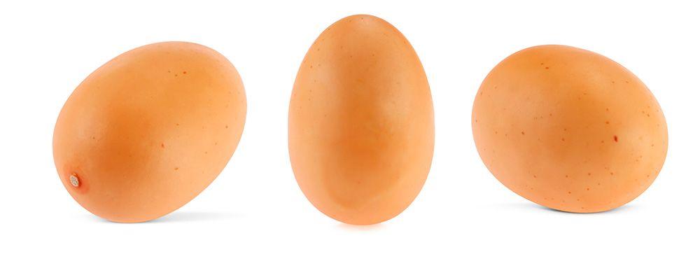 1 Pcs Decorative Artificial Foam Simulation Egg