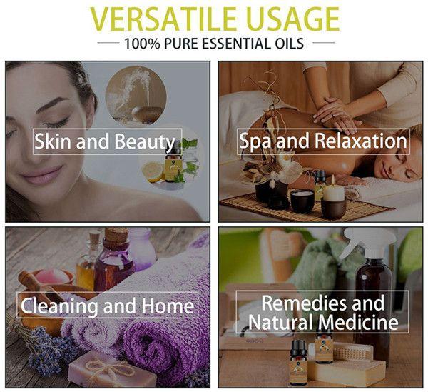 10ml Premium Therapeutic Lavender Essential Oil