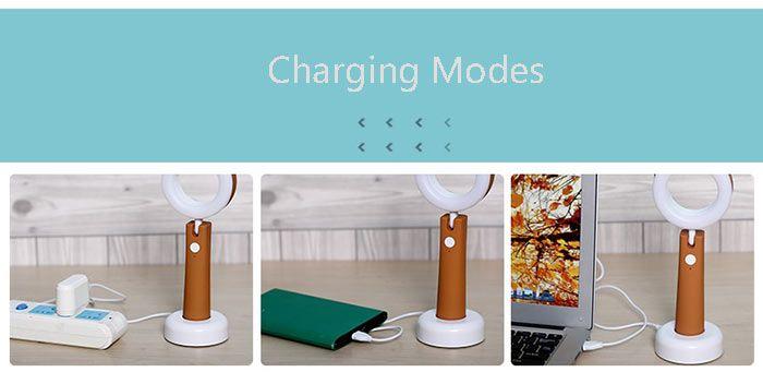 Cartoon Animals Stepless Adjusted LED Desk Lamp